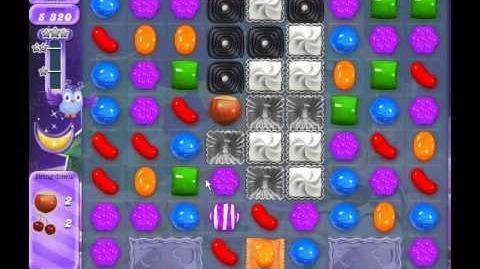 Candy Crush Saga Dreamworld Level 378 (3 star, No boosters)