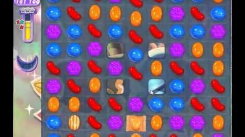 Candy Crush Saga Dreamworld Level 518 (Traumwelt)