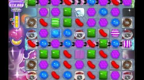 Candy Crush Saga Dreamworld Level 588 (3 star, No boosters)