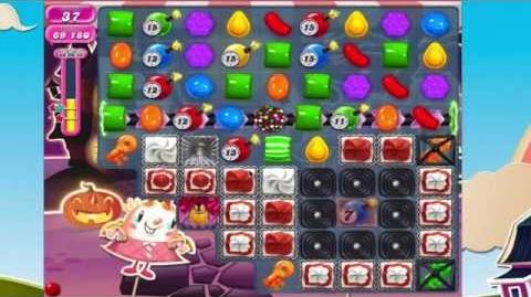Candy Crush Saga Level 713 No Booster 3 stars 21 moves left!