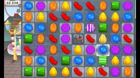 Candy Crush Saga - Passing Level 10