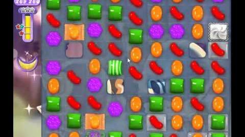 Candy Crush Saga Dreamworld Level 516 (Traumwelt)
