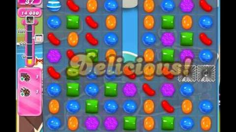 Candy Crush Saga Level 132 (New Effect) ★★★