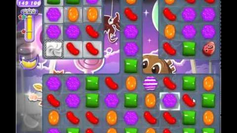Candy Crush Saga Dreamworld Level 300 (Traumwelt)
