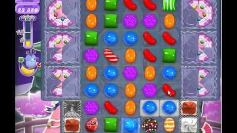 Candy Crush Saga Dreamworld Level 373 (3 star, No boosters)