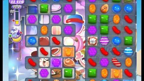 Candy Crush Saga - DreamWorld level 444 (No Boosters)