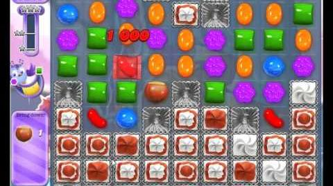 Candy Crush Saga Dreamworld Level 287 (Traumwelt)