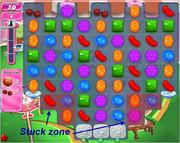Level 78 Stuck Zone
