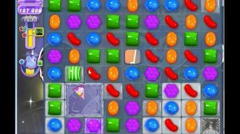 Candy Crush Saga Dreamworld Level 381-3