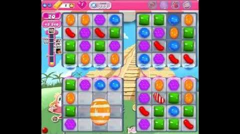 Candy Crush Saga Level 323 - NO BOOSTER - NEW