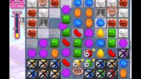 Candy Crush Saga Level 440 3 stars NO BOOSTERS
