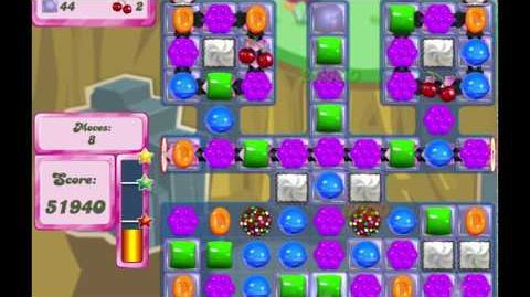 Candy Crush Saga Level 2587 NO BOOSTERS (new version)