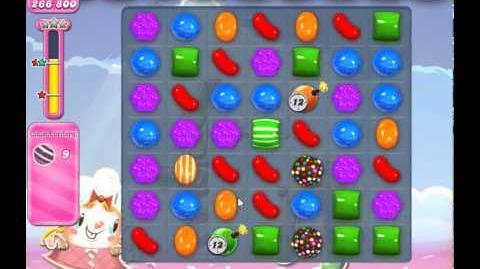 Candy Crush Saga Level 885