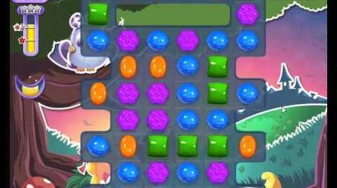 Candy Crush Saga Dreamworld Level 5 (Traumland)