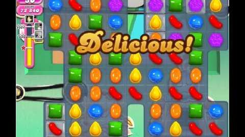 Candy Crush Saga Level 14 - 3 Star - no boosters