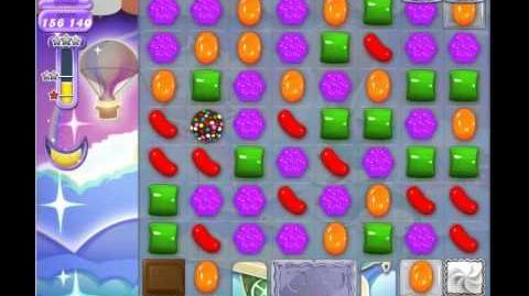 Candy Crush Saga Dreamworld Level 437