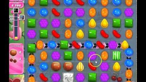 Candy Crush Saga Level 581 Walkthrough No Booster