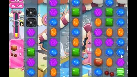 Candy Crush Saga Level 90 - 3 Star - no boosters