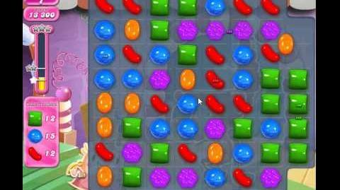 Candy Crush Saga Level 764(No booster, 3 Stars)