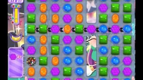Candy Crush Saga Dreamworld Level 560 (Traumwelt)
