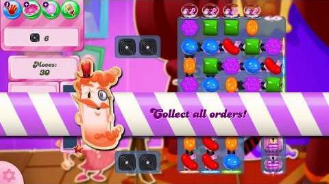 Candy Crush Saga Level 2584 NO BOSTERS