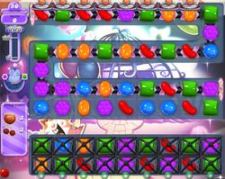 Level 587 Dreamworld after