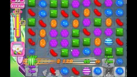 Candy Crush Saga Level 411