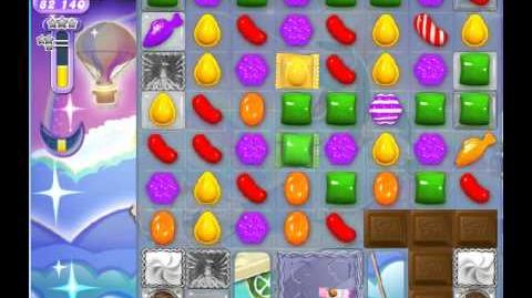 Candy Crush Saga - DreamWorld level 437 (No Boosters)