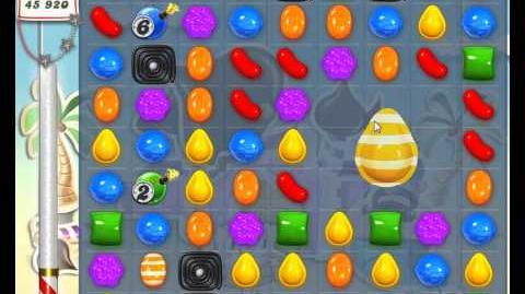 Candy Crush Saga Level 121