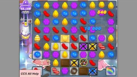 Candy Crush DREAMWORLD level 449 NO BOOSTERS