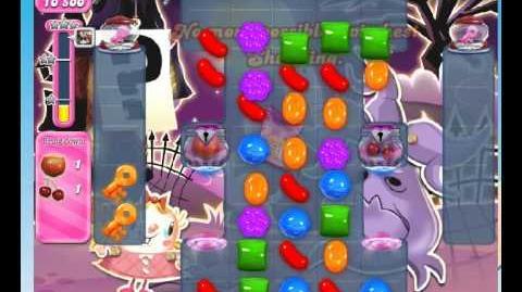 Candy crush saga level 723 (no boosters)