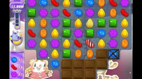 Candy Crush Saga Dreamworld Level 156 No Booster 3 Stars - See Tips