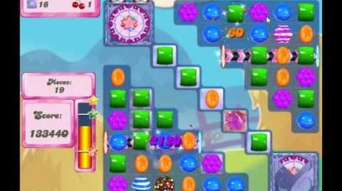 Candy Crush Saga Level 2692 HTML5 version