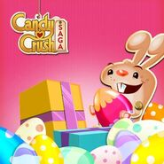 Candy crush saga easter 1