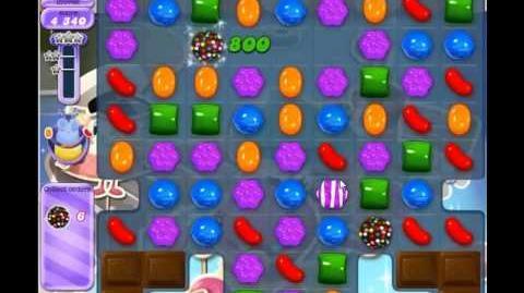 Candy Crush Saga Dreamworld Level 135 No Booster
