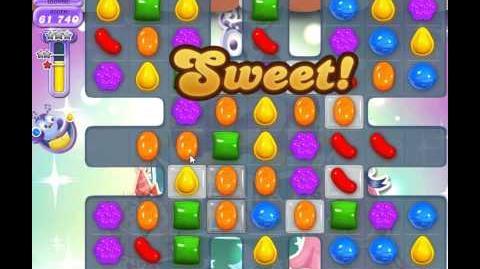 Candy Crush Saga Dreamworld Level 203 No Booster 3 Stars