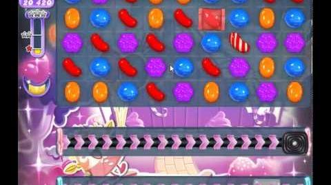 Candy Crush Saga Dreamworld Level 585 (Traumwelt)