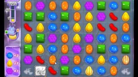 Candy Crush Saga Dreamworld Level 321 (Traumwelt)
