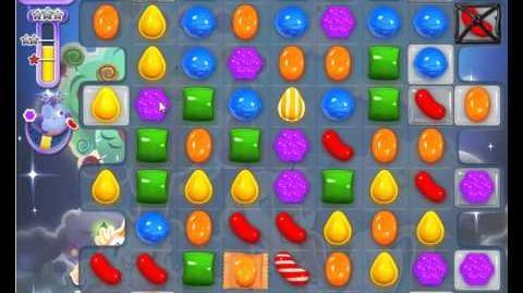 Candy Crush Saga Dreamworld Level 65 (Traumland)