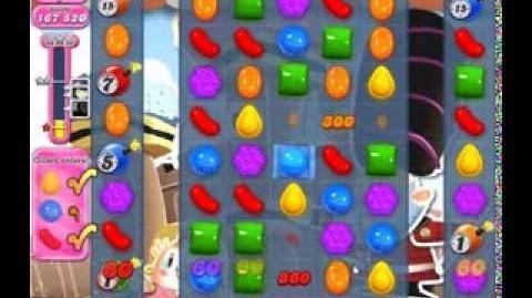 Candy Crush Saga Level 391 1 star NO BOOSTERS