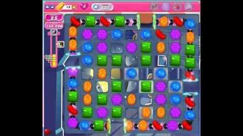 Candy Crush Saga Level 835 No Boosters