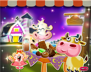 Funny Farm background