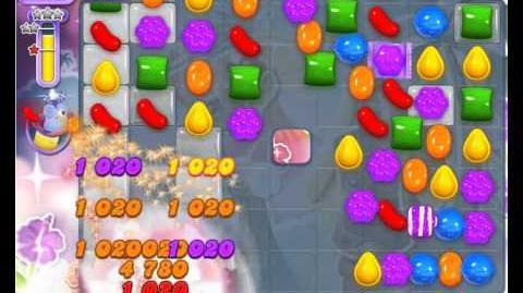 Candy Crush Saga Dreamworld Level 191 (Traumwelt)