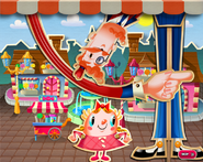 Candy Town after story 4