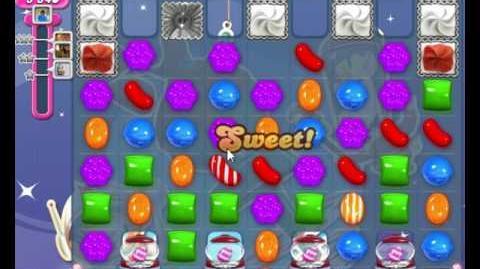 Candy Crush Saga LEVEL 2386 NO BOOSTERS