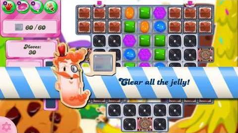 Candy Crush Saga Level 2590 NO BOOSTERS