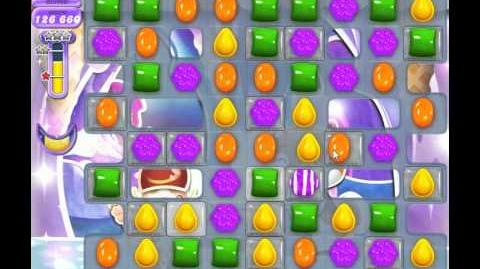 Candy Crush Saga Dreamworld Level 501 (No booster, 3 Stars)