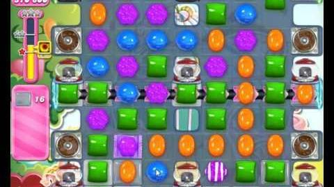 Candy Crush Saga Level 588 NO BOOSTER (2nd Version)