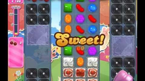 Candy Crush Saga Level 1687 - NO BOOSTERS
