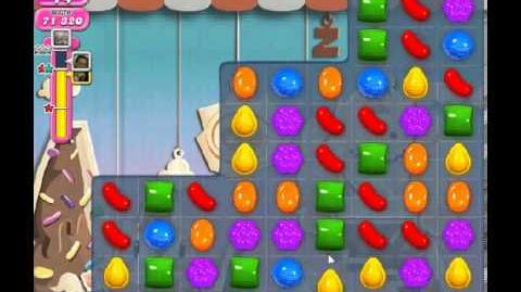 How to beat Candy Crush Saga Level 40 - 3 Stars - No Boosters - 99,440pts
